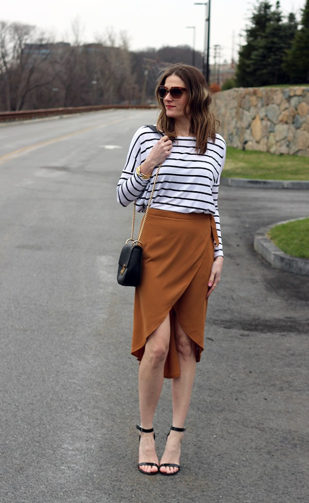 camel-wrap-skirt