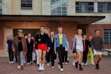 Коллекция весна-лето 2017 Гоши Рубчинского