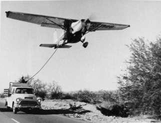 Vliegtuig bijtanken vanaf de grond