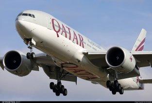 Qatar Boeing 777