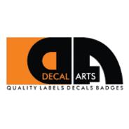 Decal Arts logo