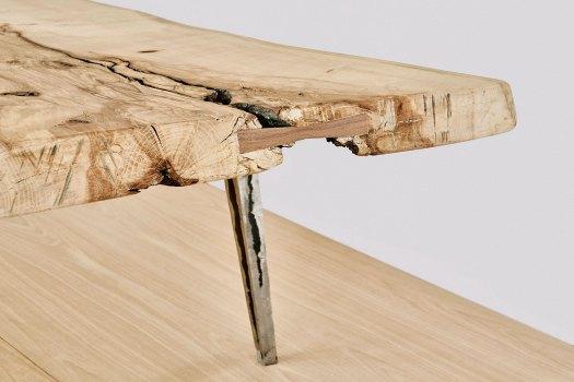 detalle mesa de diseño