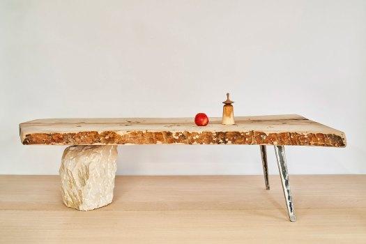 mesas de diseño de madera