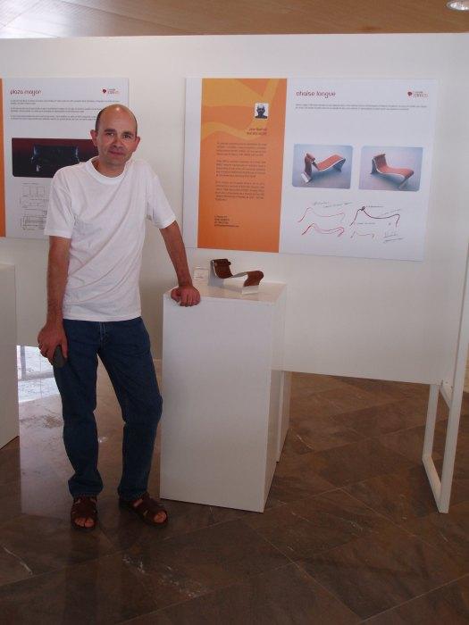 Exhibition + awards Jean Baptiste