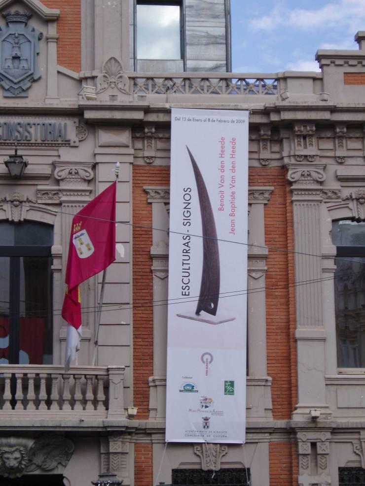 Exhibition + awards Albacete