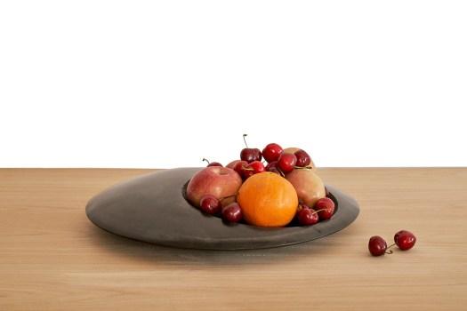 fruit plate art