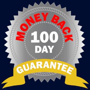 100_day_money back quarantee