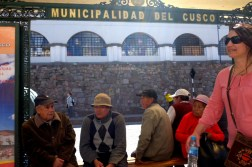 Cusco Haltestelle