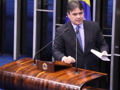 C�ssio votou pela aprova��o do projeto que beneficia delegados (Foto da Assessoria)