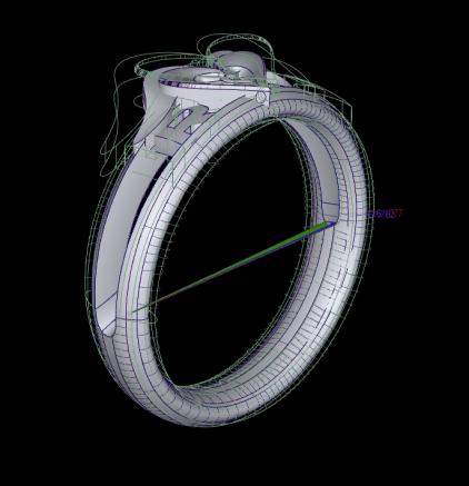 Digital 3D modelling