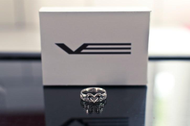 Unique 3D printed Nurse's Ring