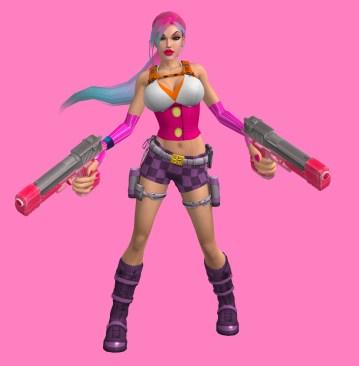 Miss Fortune arcade by spuros12