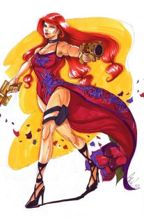 Miss Fortune agent of style by JocelynAda