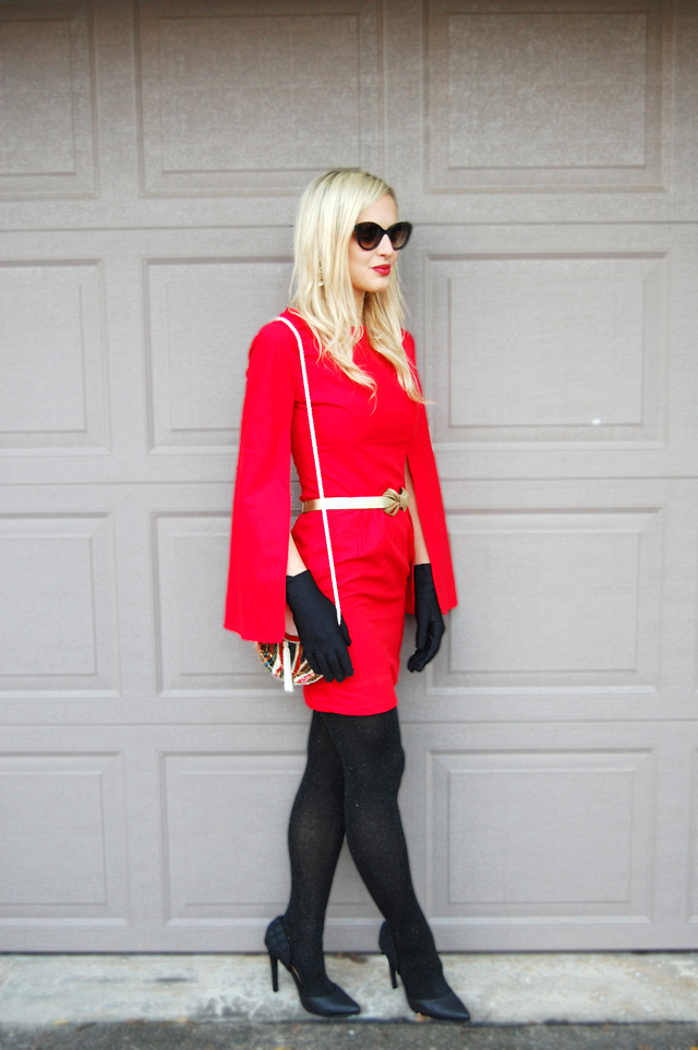 red-holiday-dress