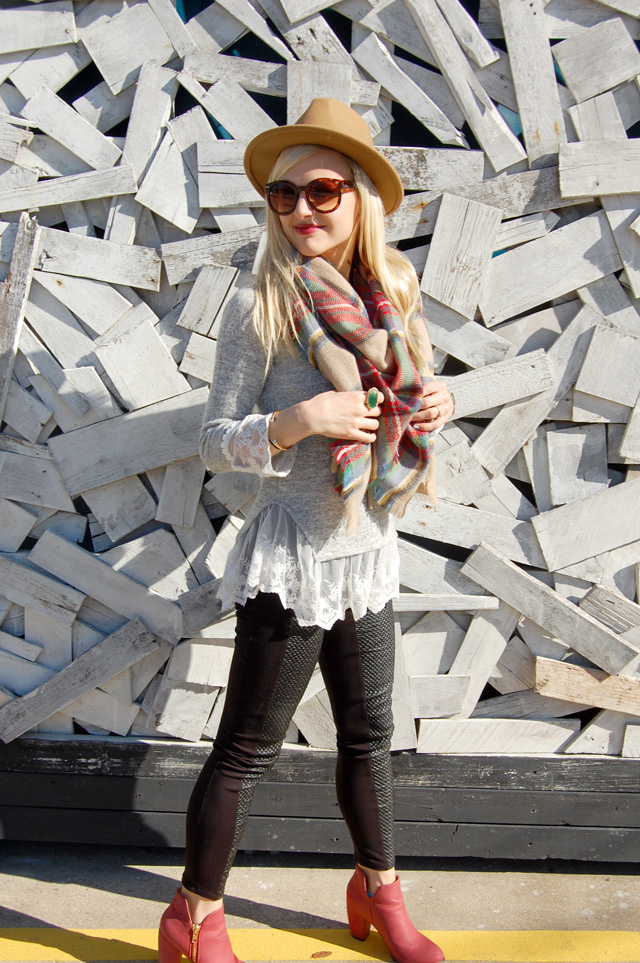 plaid-pversized-sheinside-scarf