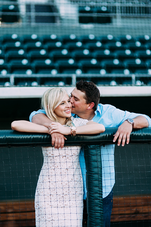 dugout-kisses-lauren-cole-engagement-photos