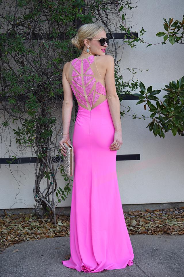 Camille La Vie Evening Dress