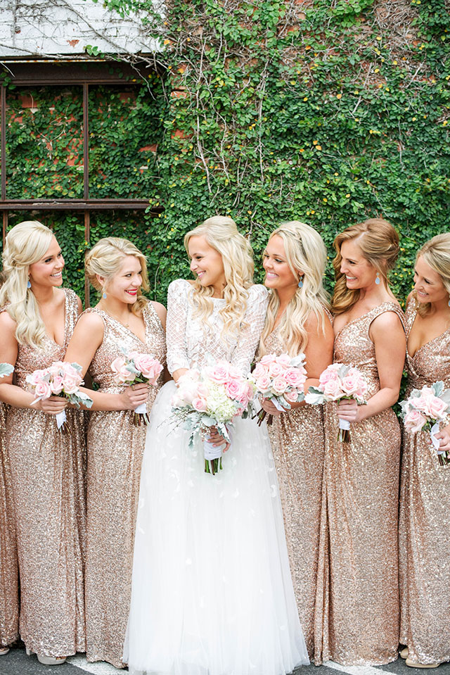 MY BRIDAL PARTY LOOKS + A GIVEAWAY | Vandi Fair