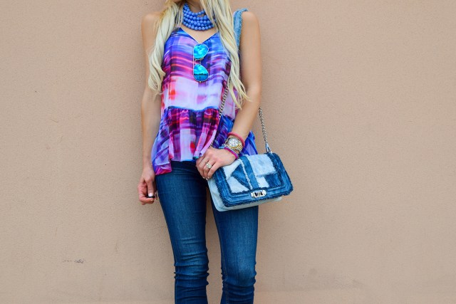 vandi-fair-dallas-fashion-blog-lauren-vandiver-southern-blogger-rebecca-minkoff-love-crossbody-bag-patchwork-denim-fairchild-baldwin-beaded-necklace