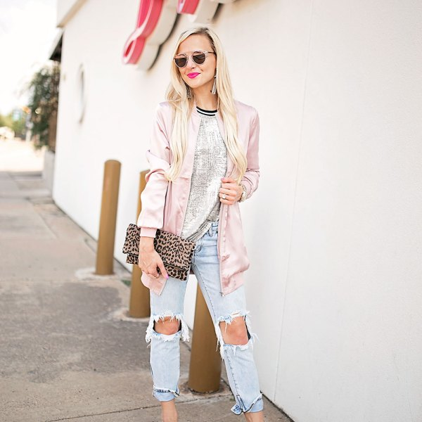 vandi-fair-blog-lauren-vandiver-dallas-texas-southern-fashion-blogger-nordstrom-fall-denim-one-teaspoon-destroyed-skinny-boyfriend-jeans-topshop-satin-bomber-jacket-dusty-pink-6