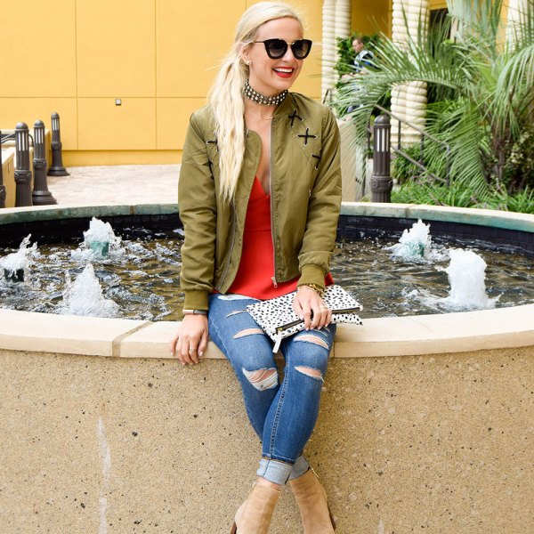 vandi-fair-blog-lauren-vandiver-dallas-texas-southern-fashion-blogger-nordstrom-fall-denim-topshop-jamie-ripped-high-rise-skinny-jeans-kendall-kylie-red-peplum-top-elodie-bomber-jacket-4
