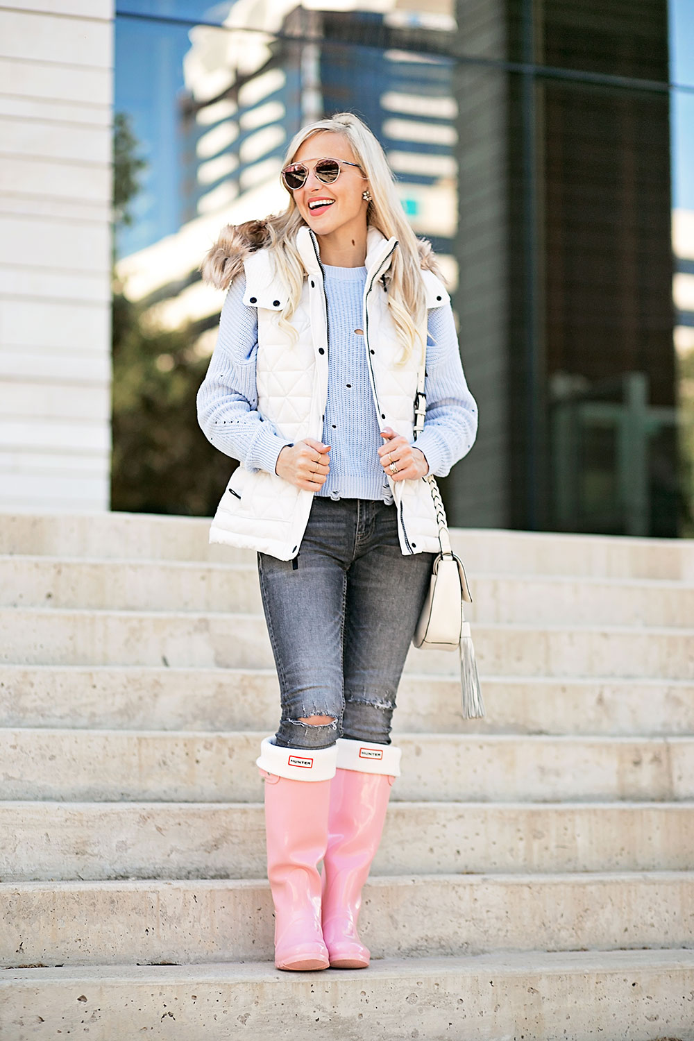 nordstrom-white-faux-fur-puffer-vest-outfit