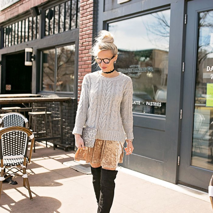 over-the-knee-boots-mini-skirt-winter-outfit