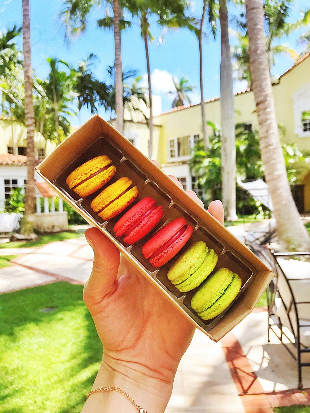 cafe-boulud-palm-beach-macaroons