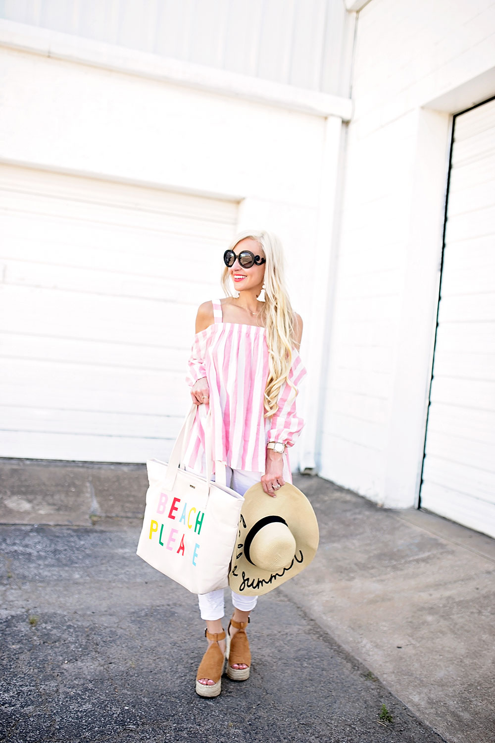 vince-camuto-vertical-pink-stripe-top