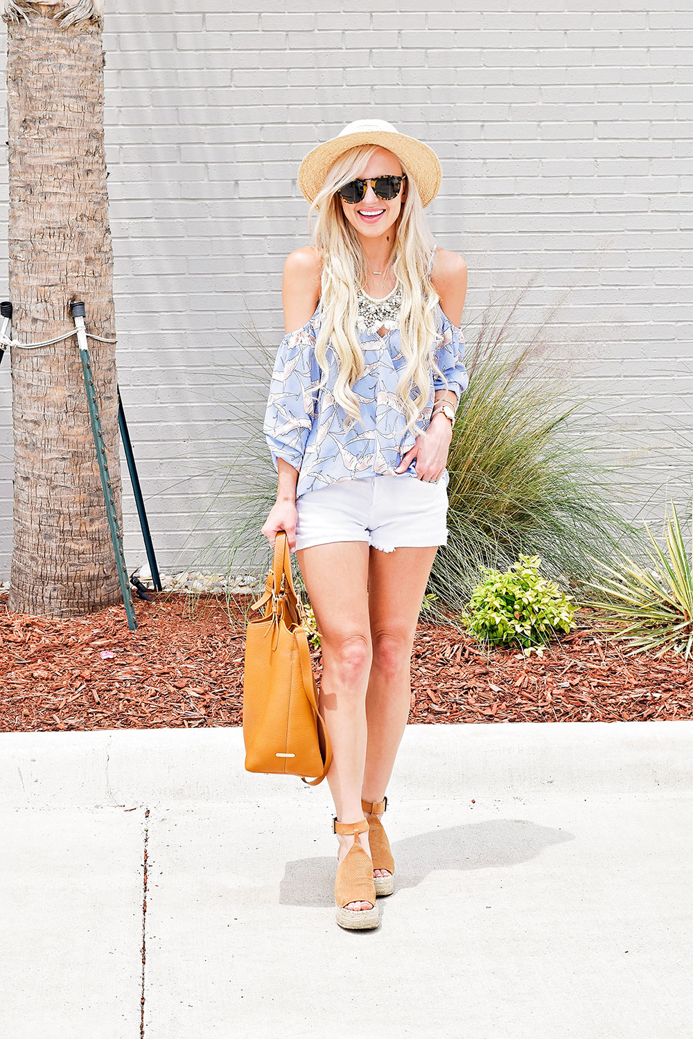 lilac-cold-shoulder-top-outfit