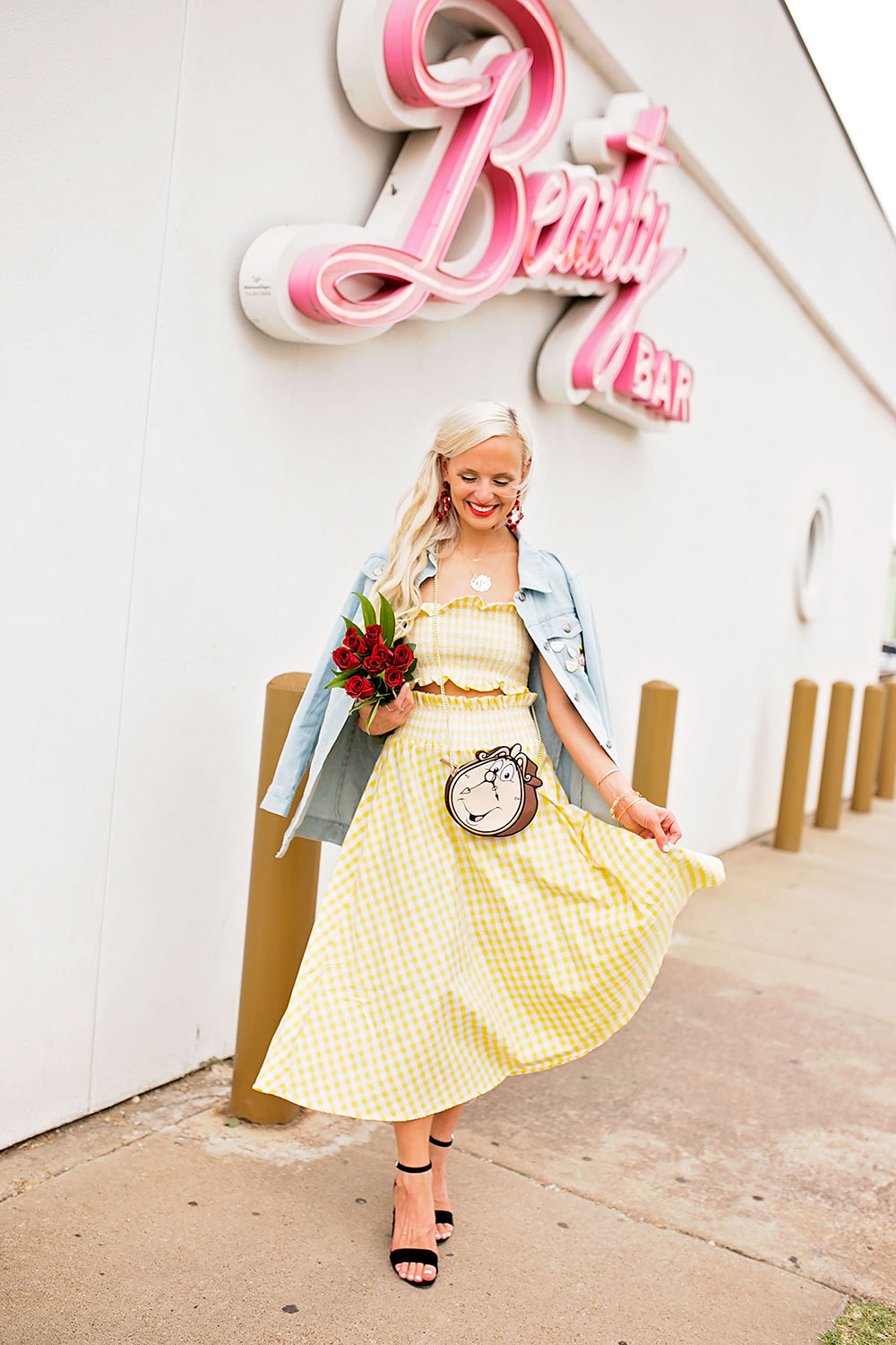 disneybounding belle