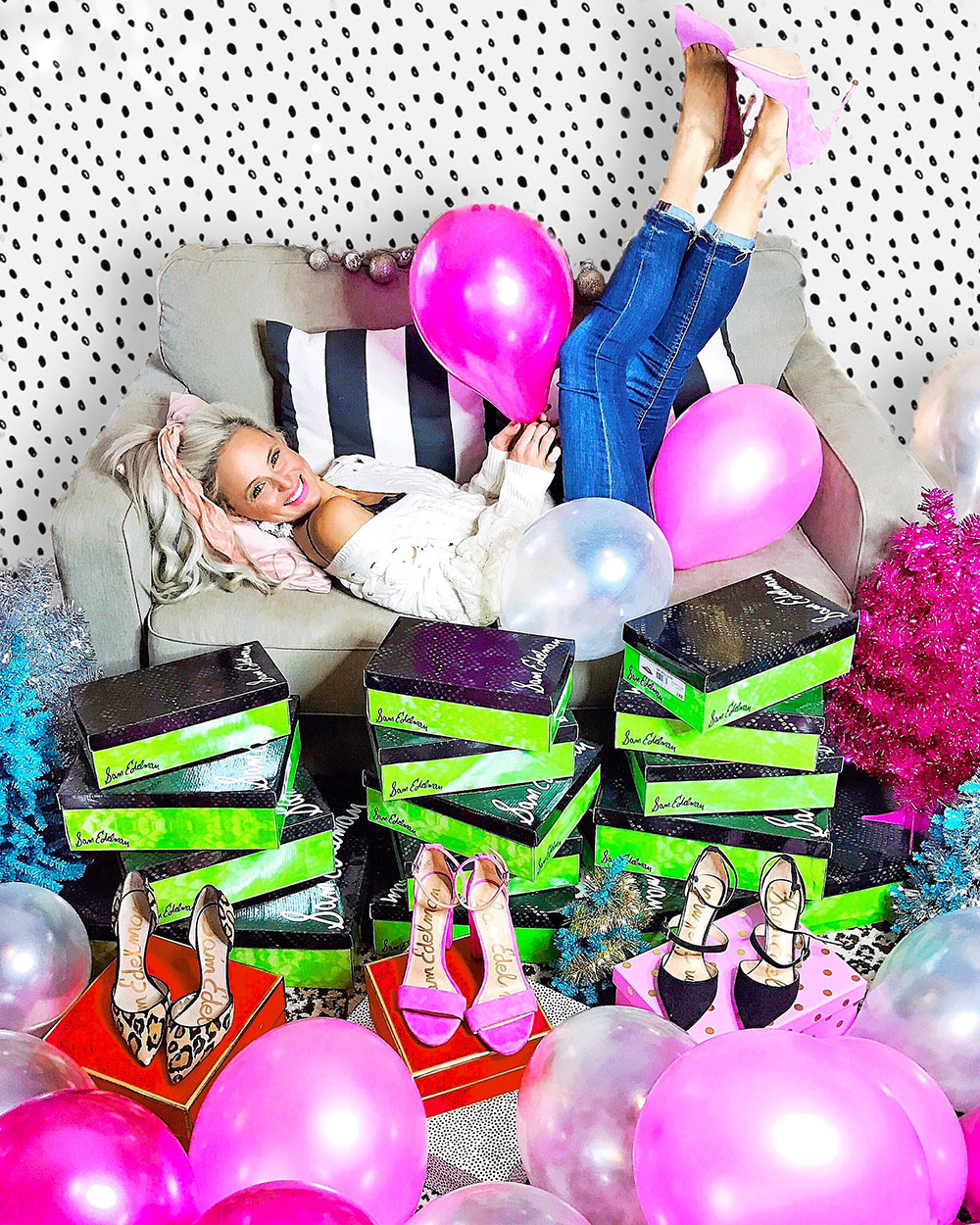 sam edelman shoes holiday giveaway