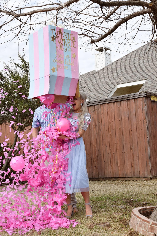Twinkle Twinkle Little Star Gender Reveal Party - Ideas ...