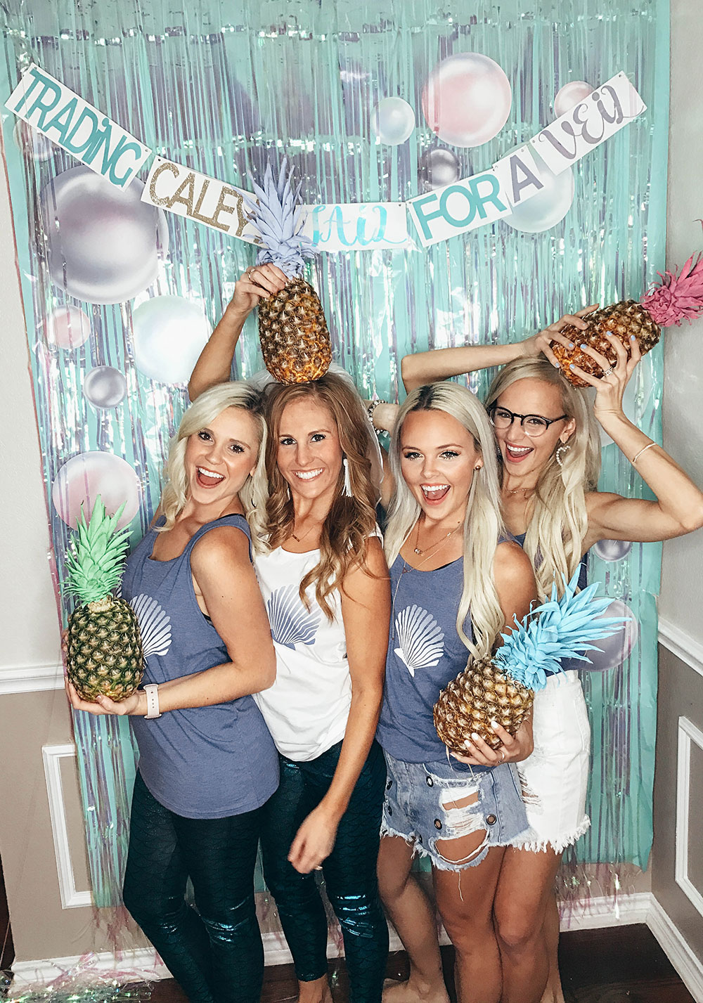 mermaid bachelorette party