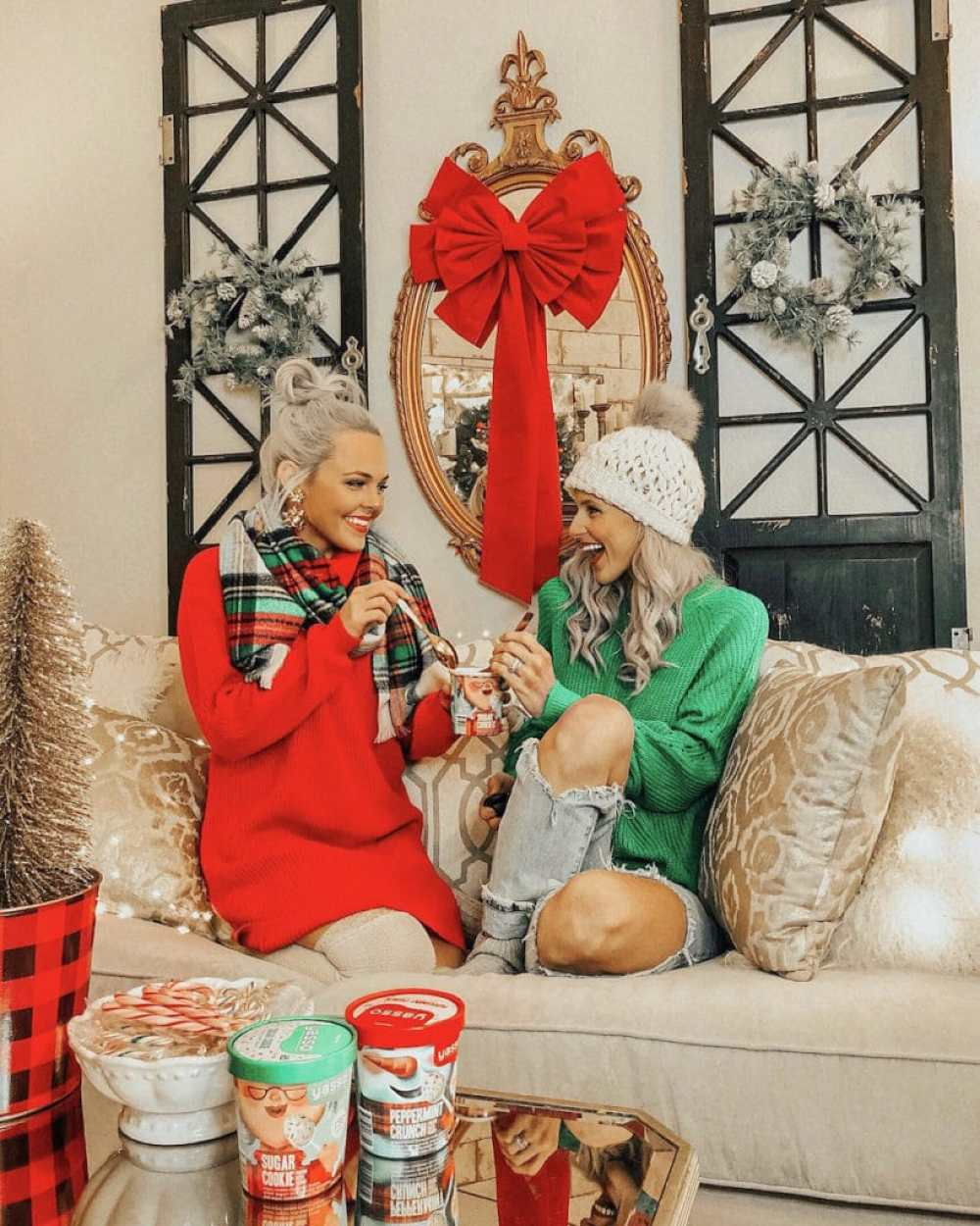 What To Wear For Family Christmas Photos Ideas For Your Holiday Cards