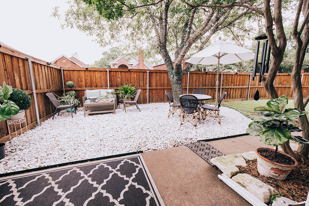 Our Back Porch Oasis 10 Small Backyard Patio Ideas