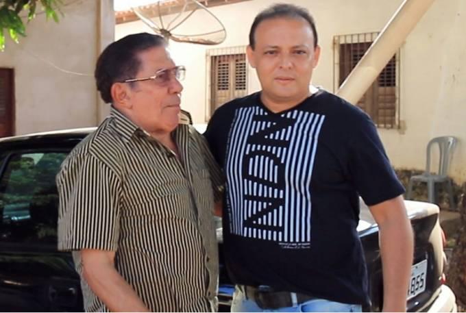 Prefeito Edison Chagas ao lado do Dr. Neto Soares.