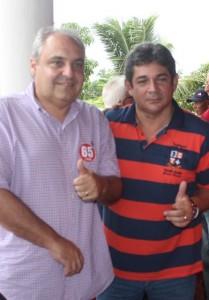Marcelo Tavares e Dr. Marcone
