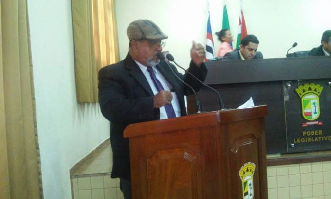 Vereador, Carlos Aberto Soares Reis (Beto de Ribão) PSD