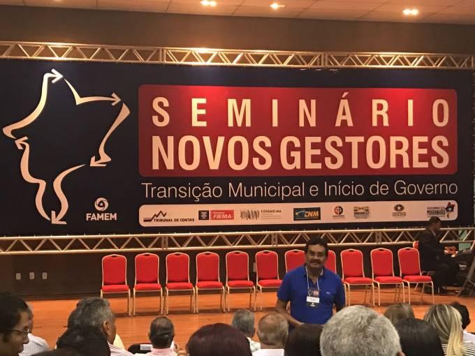Dr. Geraldo Amorim, prefeito eleito da cidade de Peri Mirim.