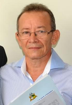 João Felipe (PT) atual prefeito de Peri Mirim.