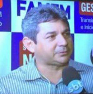 Prefeito eleito da cidade de Cajapió na Baixada Maranhares, Dr. Marcone (PP