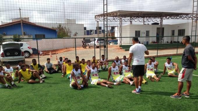 Santa Quitéria já treinava, mas foi excluído do Campeonato Maranhense