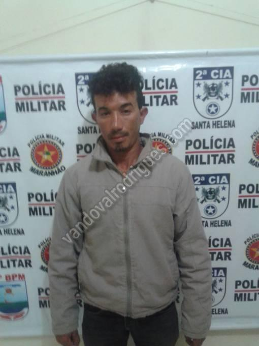 Ailton Jorge Araújo de 35 anos
