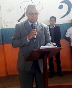Vereador, Cesar Ribeiro (DEM) presidenta da câmara de Guimarães.