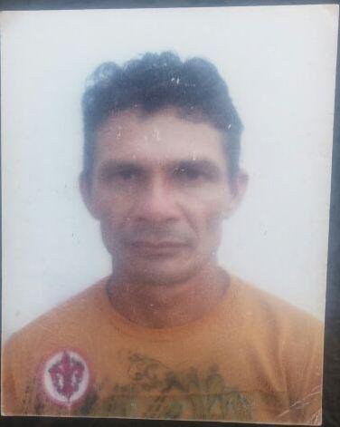 José Ednaldo Brito Garcia de 43 anos foi morto com 3 golpes de faca.