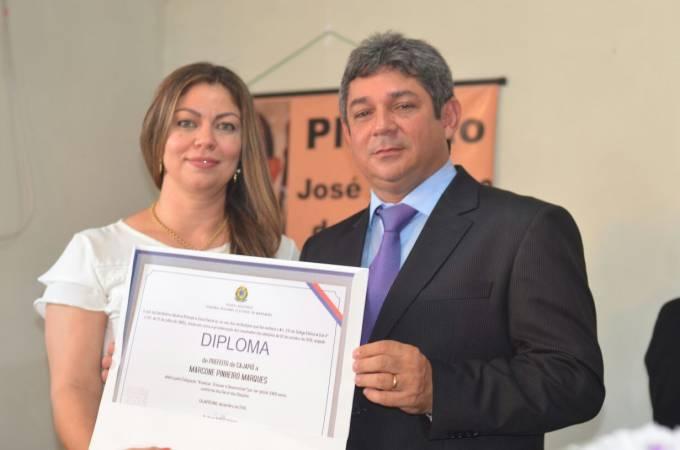 Resultado de imagem para prefeito de cajapio, dr marcone