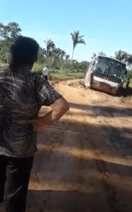 Luciano Genésio castiga a população da zona rural de Pinheiro