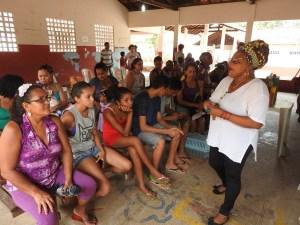 Governo promove Caravana Quilombola em Pedro do Rosário
