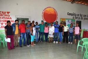 Zé Inácio (PT) realiza agendas de trabalho pela Baixada Maranhense
